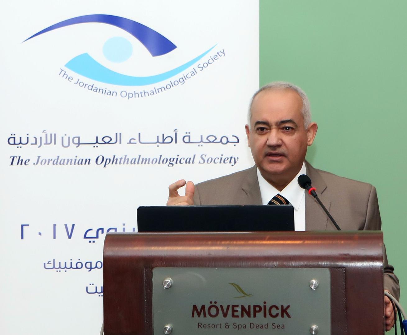 استاذ الدكتور محمود السالم
