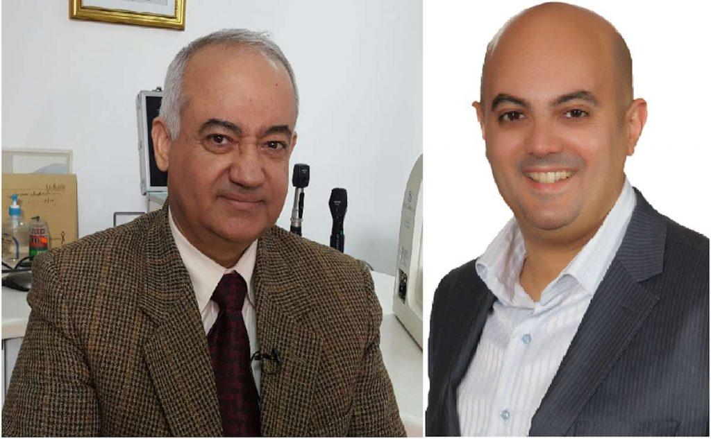 د.محمود السالم و د.خليل السالم